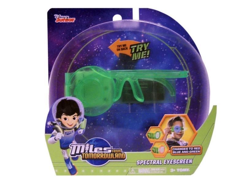 Игровой набор Miles Спектральные очки 86303 скобозабивной степлер 3в1 miles ts 5600n