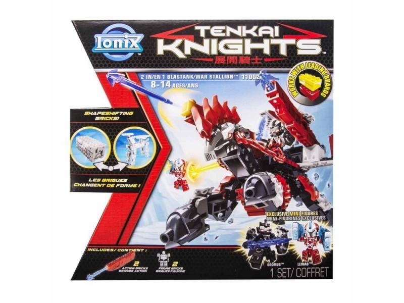 Фигурка-трансформер Tenkai Knights Танк-Боевой конь 20060005 knights of sidonia volume 10