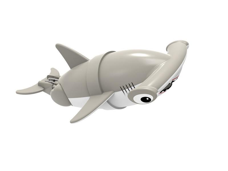 Интерактивная игрушка Lil' Fishys Акула-акробат Хэмми от 4 лет серый 126212-3