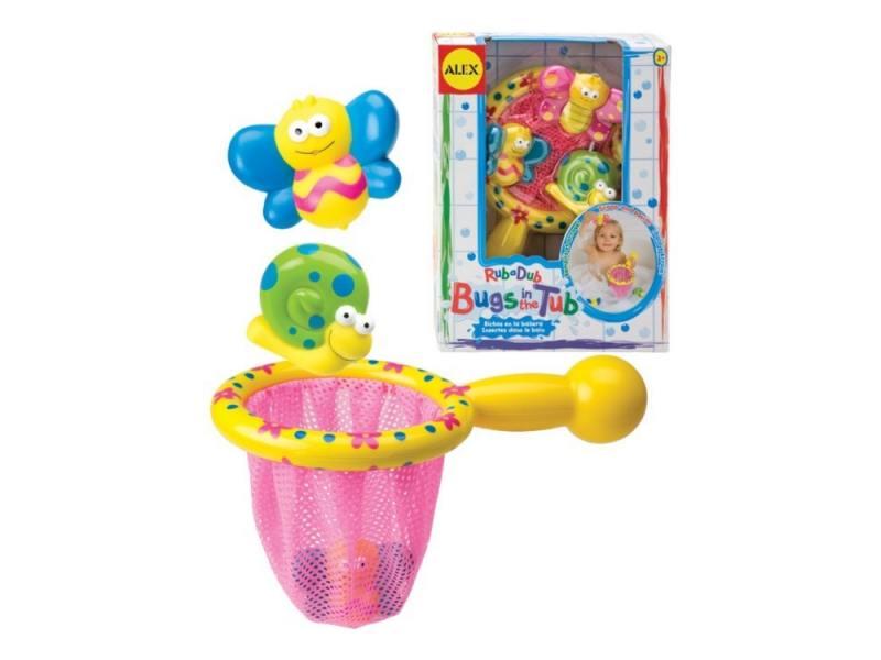 Интерактивная игрушка Alex Поймай бабочку от 3 лет разноцветный 695W игрушка alex шнуровка завяжи шнурки от 3 лет 570wn