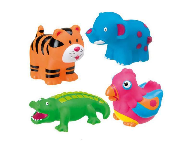 Интерактивная игрушка Alex Джунгли до 1 года разноцветный интерактивная игрушка alex ферма 700fn