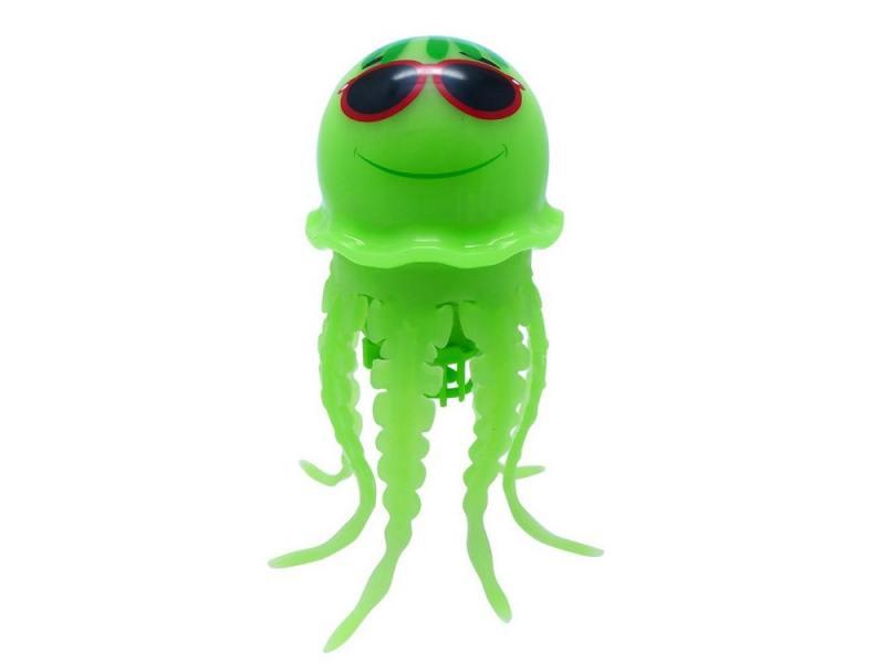 """Интерактивная игрушка Redwood Радужная медуза - """"Билли"""" от 3 лет зелёный"""