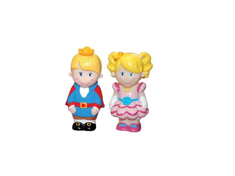Купить Пластизоль Затейники Принц и Принцесса GT 2795, ЗАТЕЙНИКИ, Игрушки