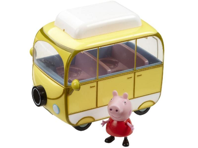 Игровой набор Peppa Pig Веселый кемпинг 15561 набор игровой peppa pig 10 см