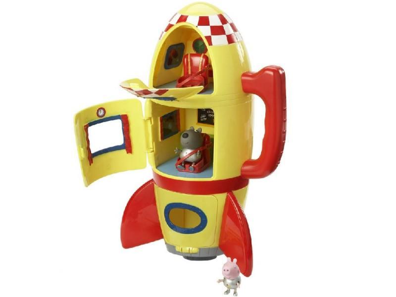 Игровой набор Peppa Pig Космический корабль Пеппы 20832