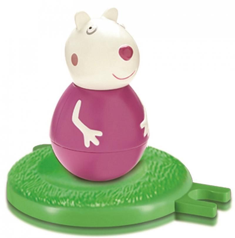 Фигурка Peppa Pig неваляшка овечка Сьюзи 2 предмета 28806