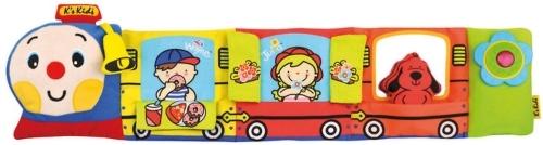 Развивающая игрушка K`s Kids Паровозик Чух-чух цена