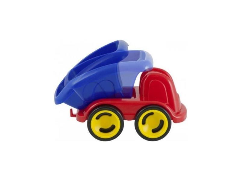 Каталка-машинка Miniland Самосвал пластик от 1 года разноцветный