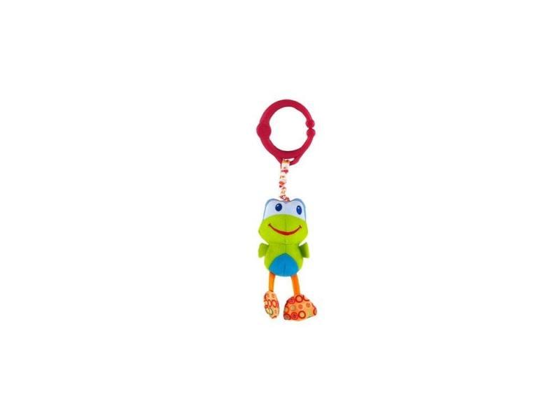 Развивающая игрушка Bright Starts Дрожащий дружок Лягушка развивающая игрушка bright starts дрожащий дружок в ассортименте