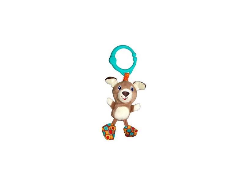 Развивающая игрушка Bright Starts Дрожащий дружок, Собачка развивающая игрушка bright starts дрожащий дружок в ассортименте