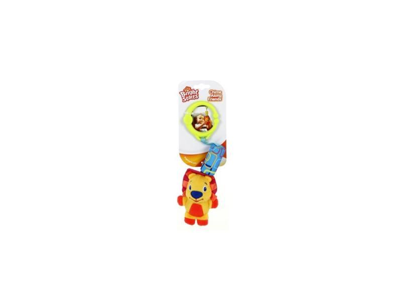 Развивающая игрушка Bright Starts Звонкий дружок, Львенок игрушка подвеска bright starts развивающая игрушка щенок