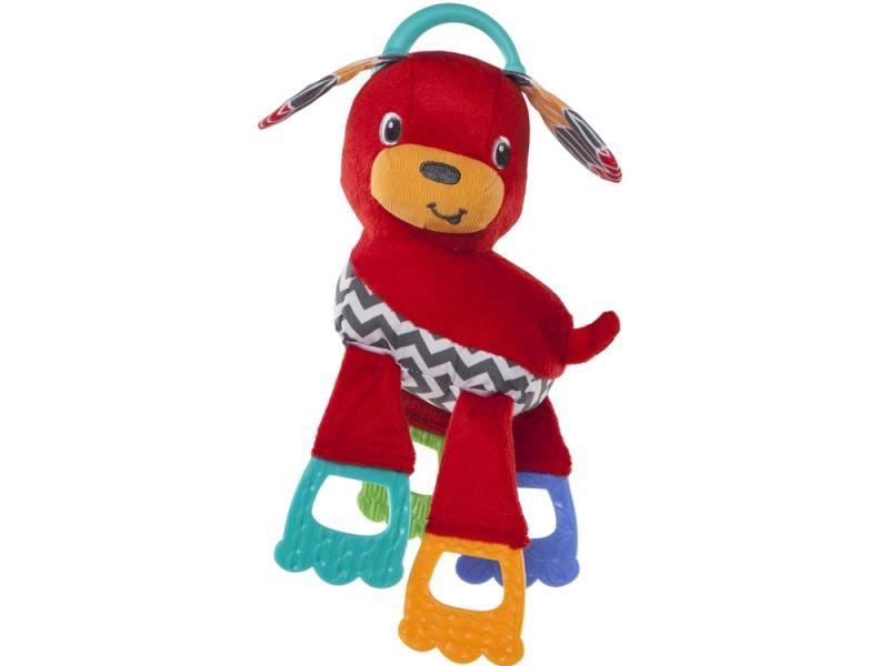 Развивающая игрушка «Щенок» BRIGHT STARTS 52023 развивающие игрушки bright starts развивающая игрушка bright starts обезьянка на кольцах