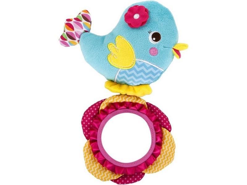 Развиващая игрушка Птичка BRIGHT STARTS 52030 new bright new bright радиоуправляемые машинки challenger hellcat на р у