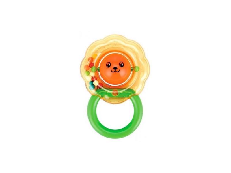 Погремушка Happy Baby Львенок Leo унисекс 330306