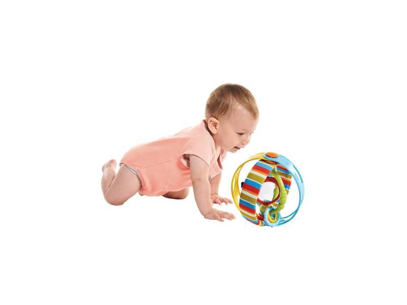 Игрушка TINY LOVE развивающая Вращающийся бубен Rock and Ball 150260Е001 tiny love развивающий игрушка жираф tiny love