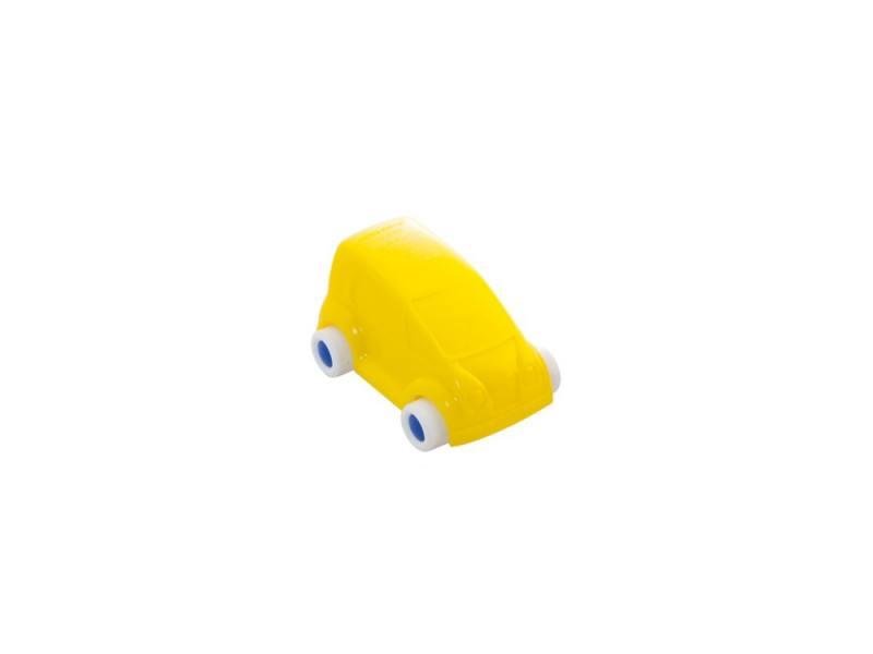Мини-машинка Miniland Такси, 9 см. желтый 27507