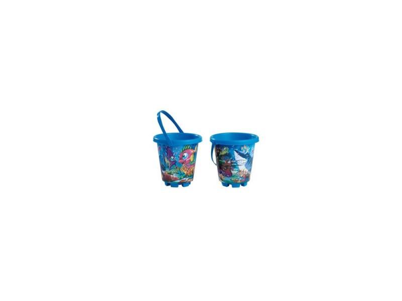 Ведро UNICE среднее Морские обитатели 18см 12030 цена