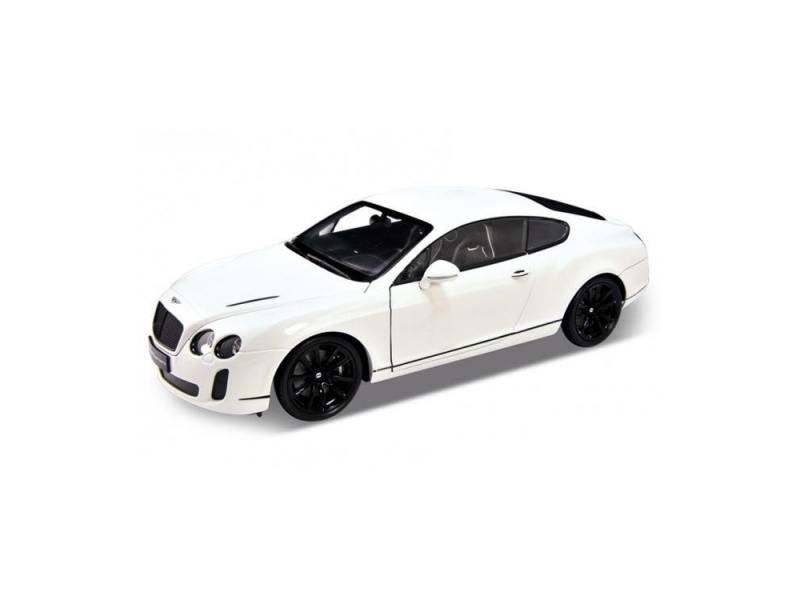 Автомобиль Welly Bentley Continental Supersports 1:34-39 цвет в ассортименте игрушка welly bentley continental supersports