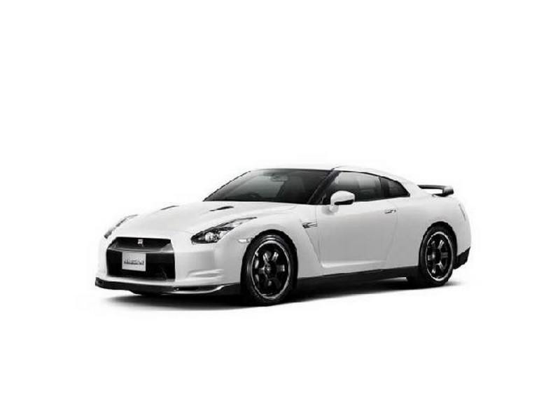 Автомобиль Welly Nissan GTR 1:34-39 автомобиль welly nissan gtr 1 34 39 белый 43632