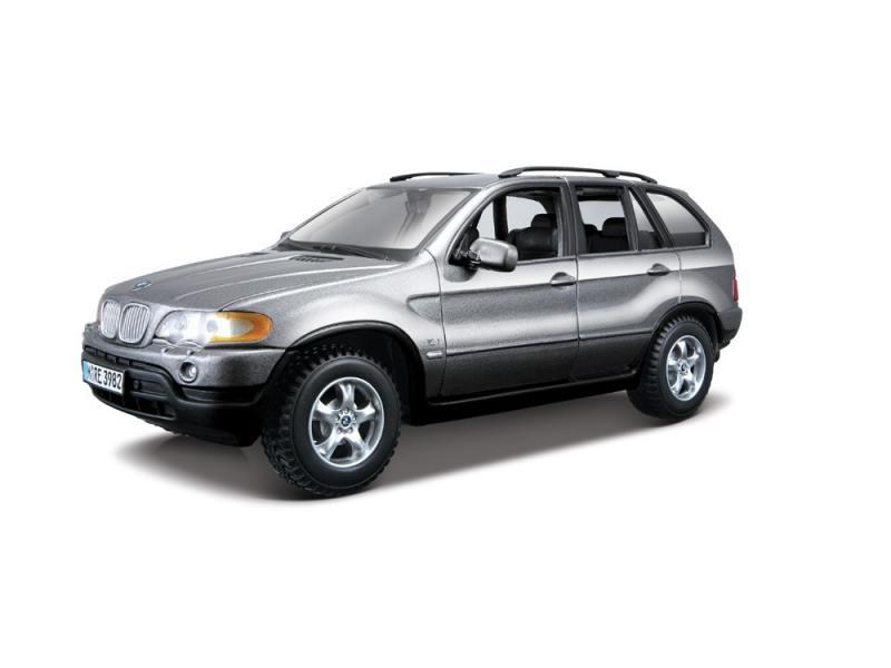 Автомобиль Bburago BMW X5 1:24 18-22001