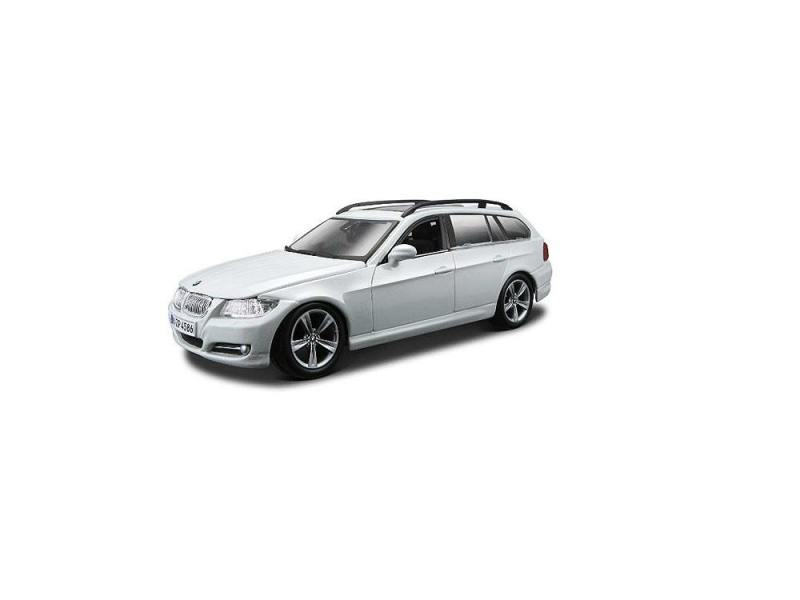 Автомобиль Bburago BMW 3 Series Touring 1:24 18-22116 автомобиль bburago 1 18 gold volkswagen touareg 18 12002