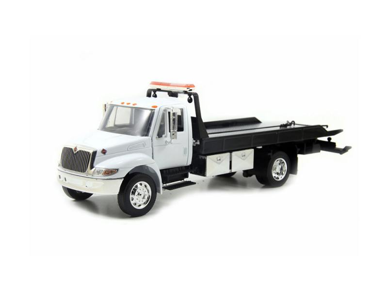 Автомобиль Jada Toys International Flat Bed Tow Truck Durastar 1:24