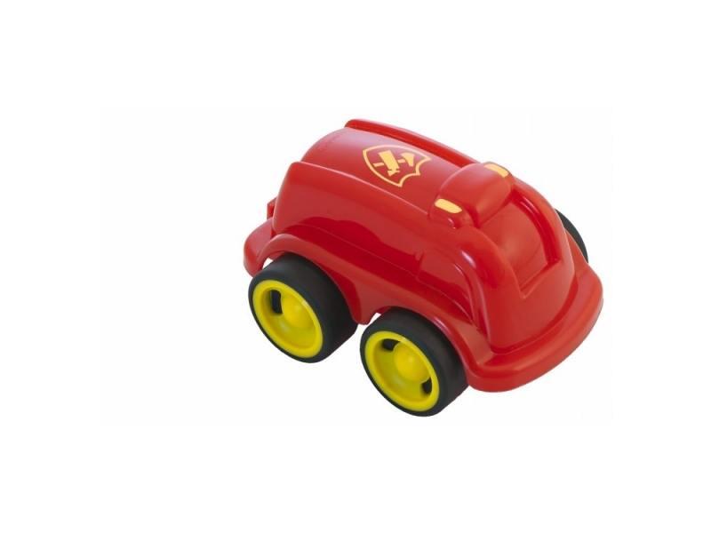 Пожарная машина Miniland 27496 1 шт 12 см красный автомобиль miniland гоночная 1 шт 12 см синий 27482