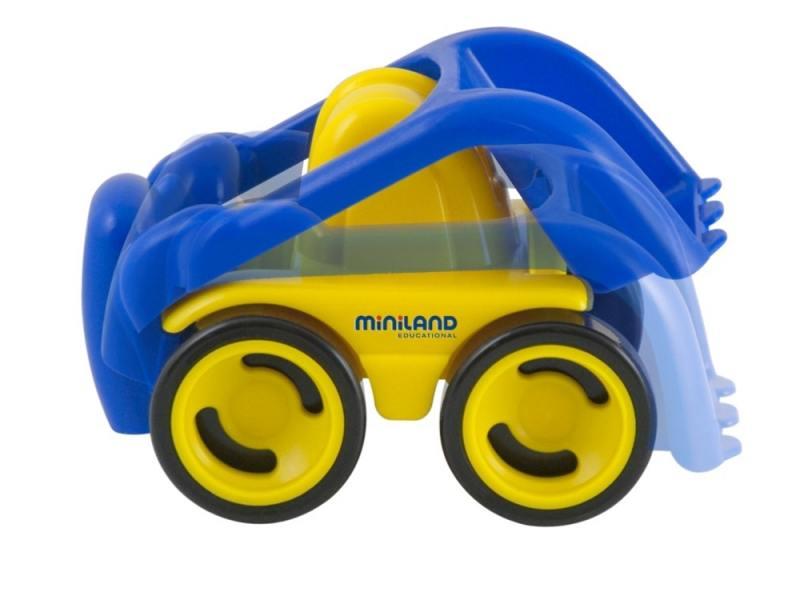Будьдозер Miniland 27477 1 шт  см разноцветный