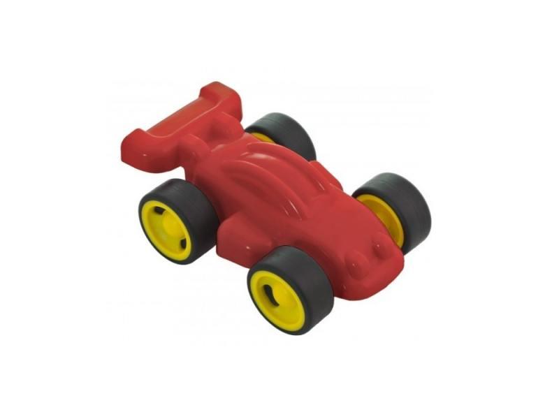Автомобиль Miniland Гоночная 1 шт 12 см красный