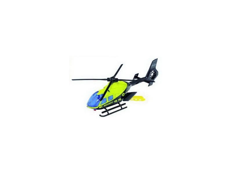 Вертолет Dickie Security 1 шт 24 см разноцветный 3565423 автотрек dickie simba 3083077 спайдер мэн