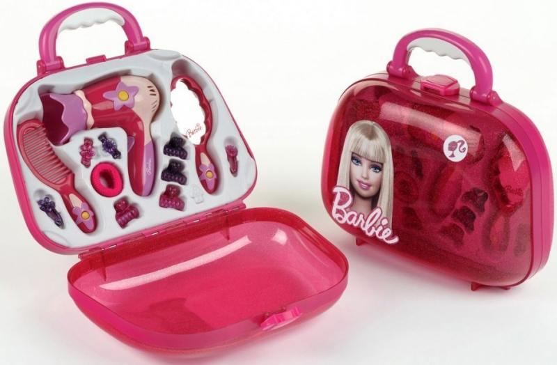 Набор парикмахера Klein Barbie (с феном)