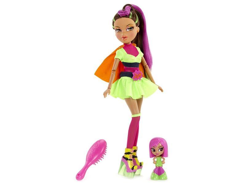 Кукла Bratz Супергерои Жасмин 29 см 523413 bratz bratzillaz магическое кафе
