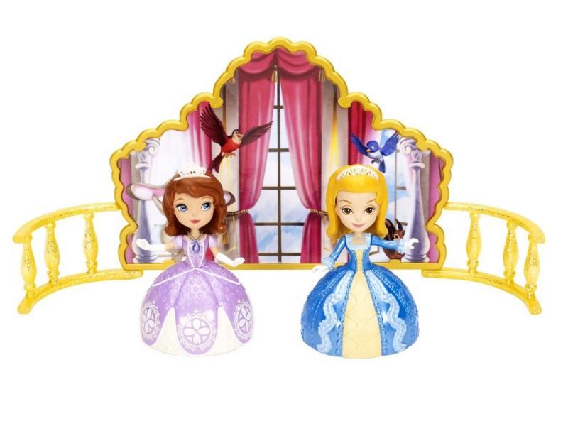 Игровой набор Disney Танцующие сестры 24 см Y6644 mattel mattel кукла ever after high мишель мермейд