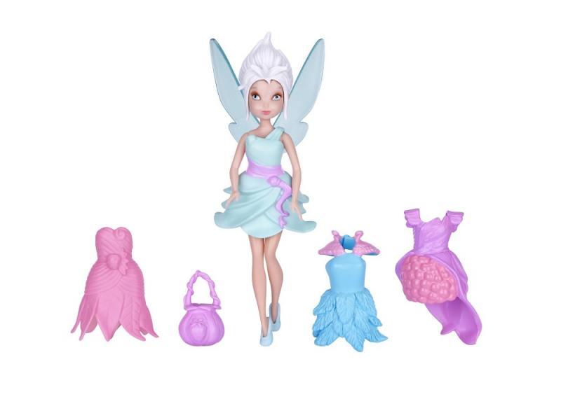 Кукла Disney Фея + 3 платья 11 см 74734 в ассортименте