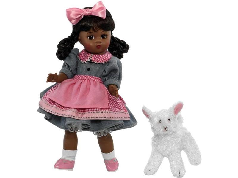 Кукла Madam Alexander Мэри с барашком 20 см 64596 платье madam t madam t ma422ewtdo70
