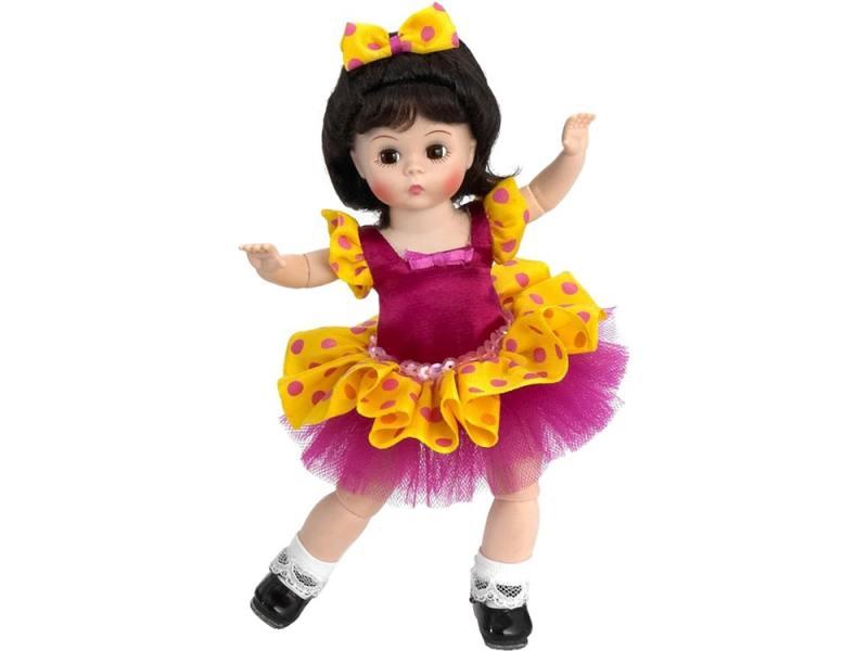 Фото Кукла Madam Alexander Танцовщица польки 20 см 64455