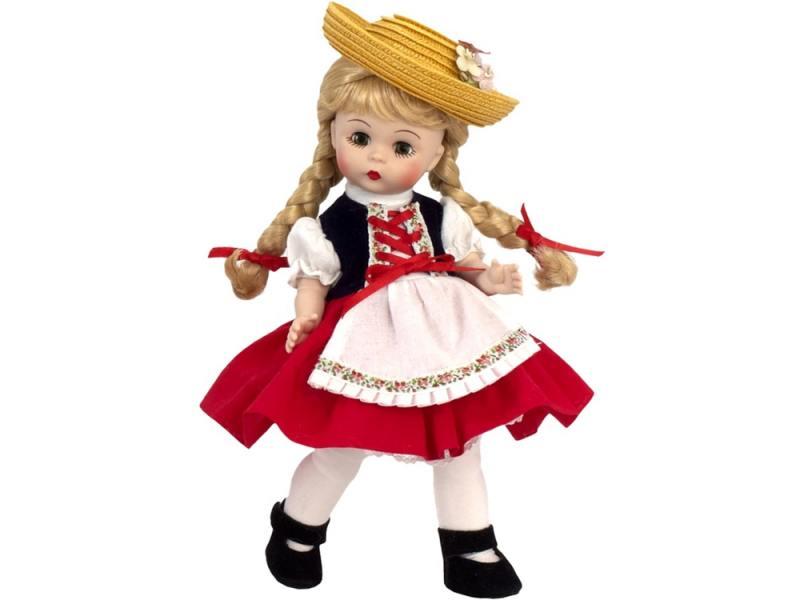 Кукла Madam Alexander Хейди 20 см 64555 платье madam t madam t ma422ewtdo70