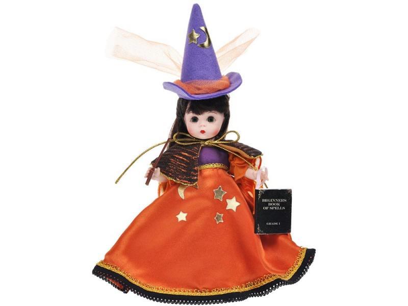 Кукла Madam Alexander Ведьма-ученица 20 см 64475 платье madam t madam t ma422ewbath8