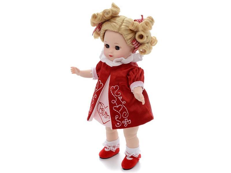 Кукла Madam Alexander Валентина 20 см 64230 платье madam t madam t ma422ewbath8