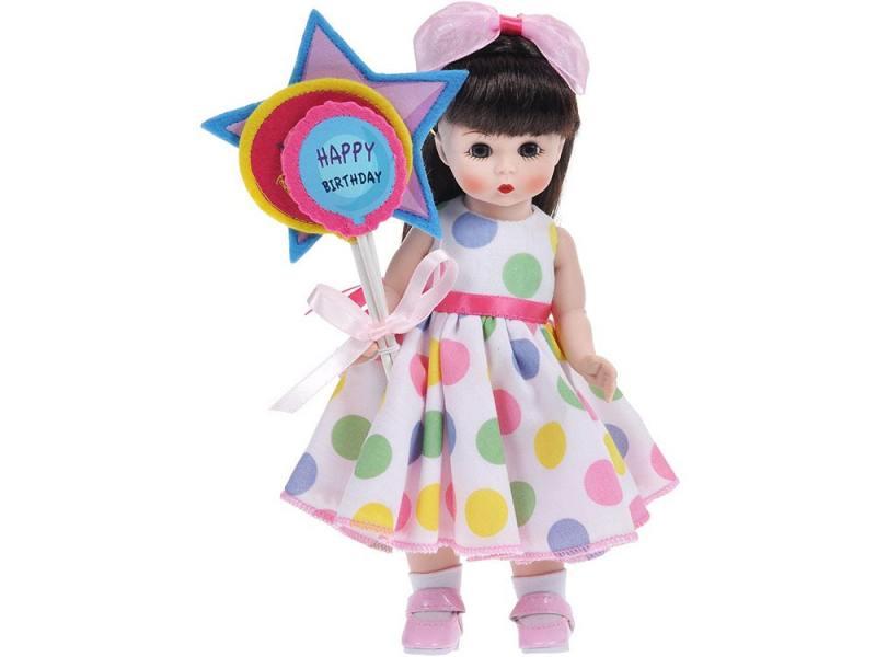 Кукла Madam Alexander Брюнетка с шариками 20 см 64491 платье madam t madam t ma422ewtdo70