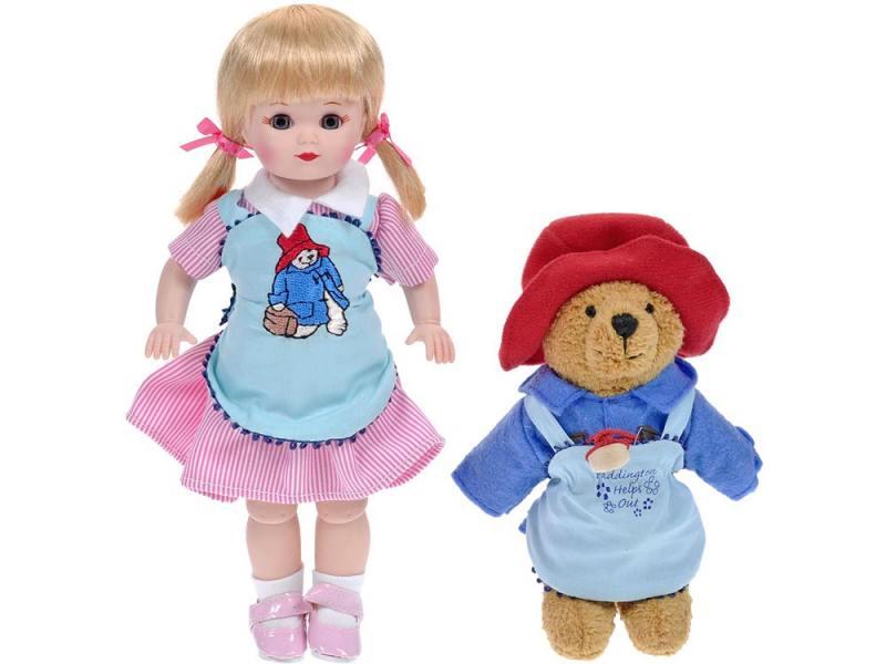 Кукла Madam Alexander Мэри и медвежонок Паддингтон 20 см 65065 платье madam t madam t ma422ewtdo70