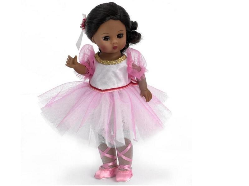 Кукла Madam Alexander Балерина латино 20 см 64321 платье madam t madam t ma422ewtdo70