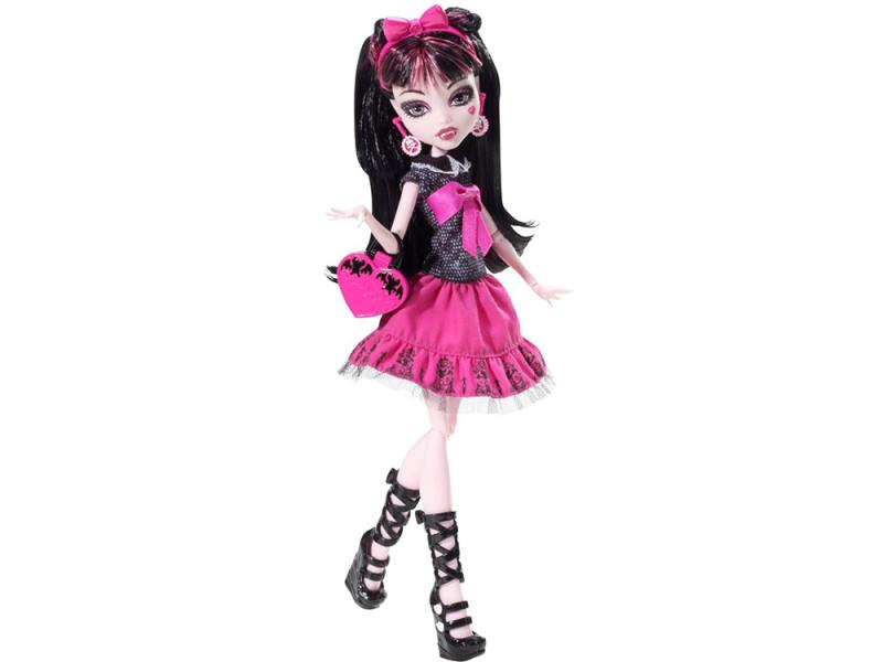 Кукла Monster High Picture Day Draculaura 26 см 08998 кукла monster high boo york elle eedee 26 см chw63