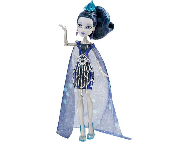 Кукла Monster High Boo York Elle Eedee 26 см 08994 monster high кукла пиратская авантюра дракулаура