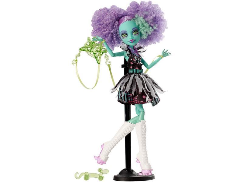 Кукла Monster High Шапито Floney Swamp 09106 monster high кукла дракулаура цвет платья розовый черный