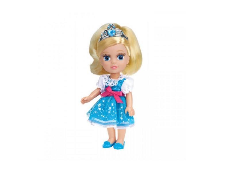 Кукла Карапуз Disney Princess: Золушка 15 см музыкальная говорящая поющая CIND002 книжка игрушка первая книжка k s kids