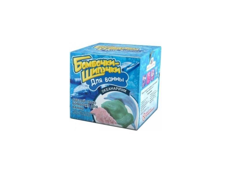 Игровой набор Инновации для детей Бомбочки-Шипучки: Океанариум 731 инновации для детей набор бомбочки шипучки цветущий сад