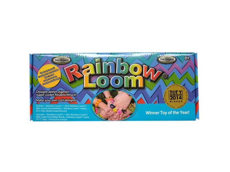 Набор для плетения Rainbow Loom 2139 600 шт с клипсы rainbow loom для плетения браслетов из резиночек rainbow loom