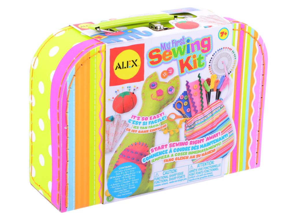 Набор для шитья Alex Мой первый большой набор 1 шт