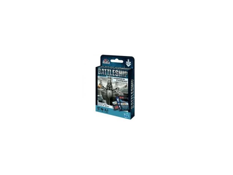 Настольная игра Hasbro Морской Бой Киноверсия (карты) 37084121